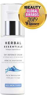 Herbal Essentials Day Defence Cream with Wheat Germ Oil & Shea Butter 50ml