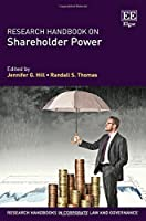 Research Handbook on Shareholder Power (Research Handbooks in Corporate Law and Governance)