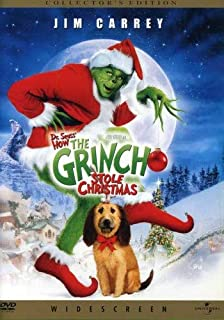 How Grinch Stole Christmas [DVD] [Import]
