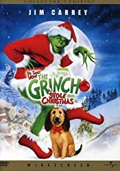 "traditions to start on baby's first christmas, favorite christmas movie ""the grinch"""