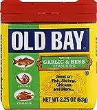 Old Bay Seasoning Garlic Herb, 2.25 oz