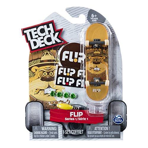 Mini 4er Pack Griffbrett Tech Deck Truck Skateboard Spielzeug Geschenk K W3K1 2X