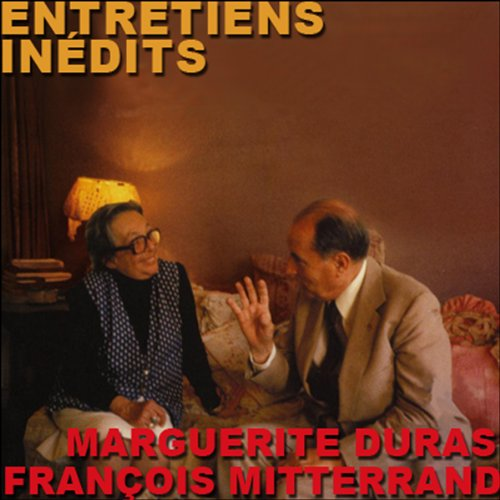 Entretiens inédits audiobook cover art