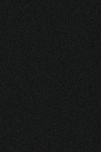 d-c-fix Velours Schwarz Selbstklebende Designfolie, Vinyl, 45 x 500 cm