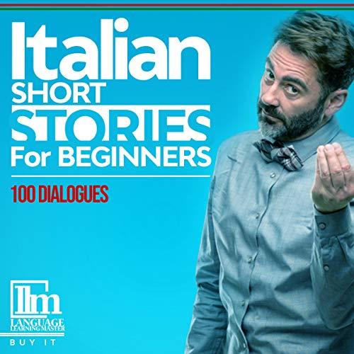 Couverture de Italian Short Stories for Beginners