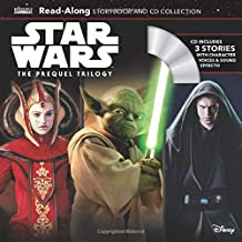 Star Wars The Prequel Trilogy Read-Along Storybook & CD Collection (Read-Along Storybook and CD)