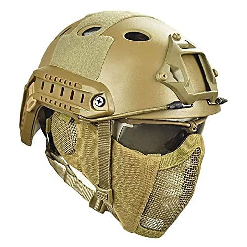 Mascara Airsoft Vidrio