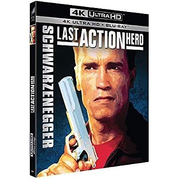 Last Action Hero [4K Ultra HD + Blu-Ray]