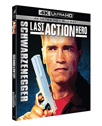 Last Action Hero [4K Ultra HD + Blu-Ray]