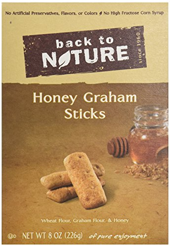 Back to Nature Cookies and Crackers