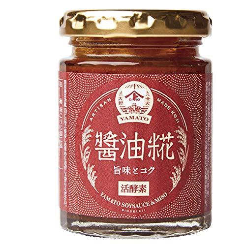 ヤマト醤油味噌 醤油糀 120g  3本
