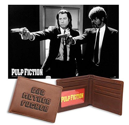 Close Up Bundle BMF Pulp Fiction - Portafogli e Poster