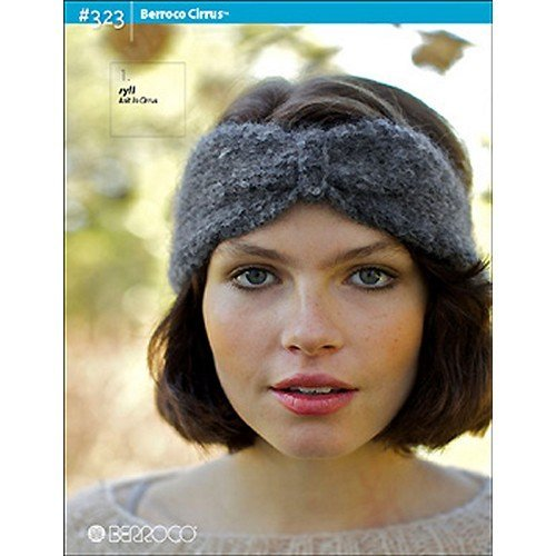 Berroco Pattern Book 323 Cirrus by Berroco Knitting Pattern Books
