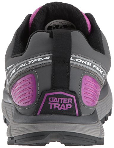 Altra Mujer Lone Peak 3.5 Zapatillas Running - Morado, 8.5 UK