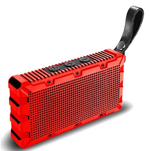 Altavoz Bluetooth a Prueba de Agua, Audio a Prueba de Polvo, Altavoz portátil para Exteriores, Mini Altavoz, Elegante, Simple y fácil de Llevar