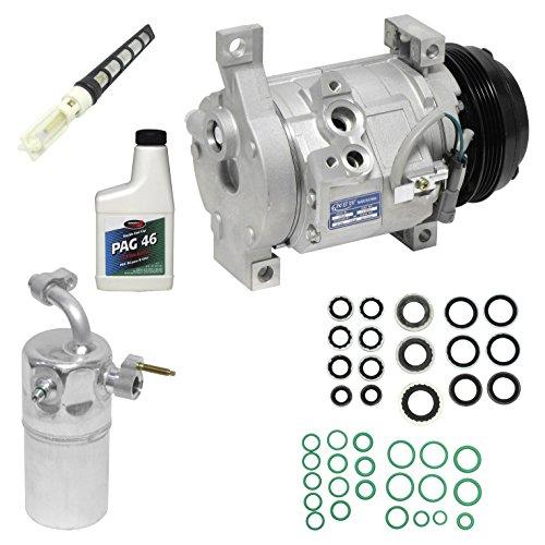 09 hummer h3 ac compressor - 7