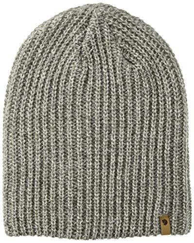 FJÄLLRÄVEN Övik Melange Bonnet Chapeau Mixte Adulte, 107 Ecru, FR Unique (Taille Fabricant : 1 Size)