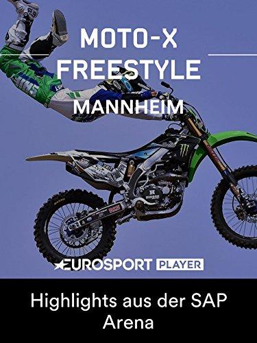 Freestyle Motocross: FIM Weltmeisterschaft 2018 - Night of the Jumps in Mannheim - Highlights aus der SAP Arena
