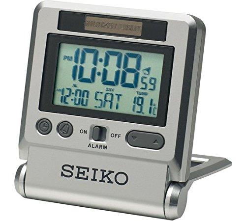 Seiko LCD-Reisewecker.