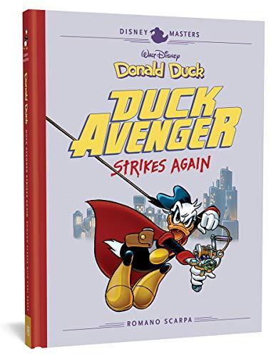 Donald Duck: Duck Avenger Strikes Again: Disney Masters Vol. 8 (Disney Masters: Donald Duck)