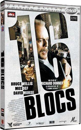 16 Blocs [Francia] [DVD]