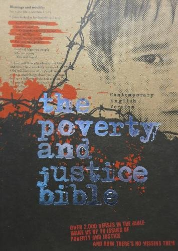 The Poverty and Justice Bible-CEV