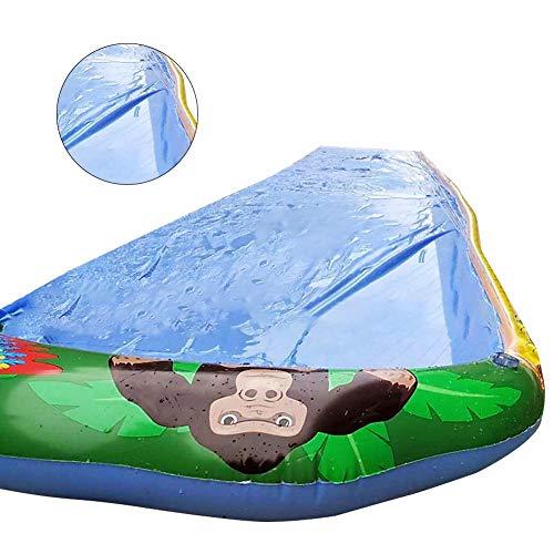 Lâ Vestmon - Aufblasbare Wasserrutschen in Ein, Größe Affe
