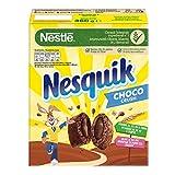 Nesquik Cocoa Crush Fagottini di Cereali Integrali con Ripieno al Cacao, 360g