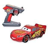 Disney Store - Coche teledirigido Rayo McQueen Cars Pixar para niño, mando a distancia, repuesto original