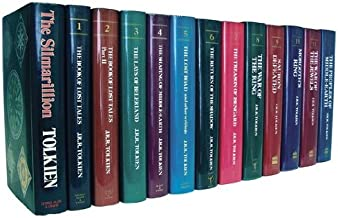 The History of Middle Earth, Volumes 1-12, and The Silmarillion
