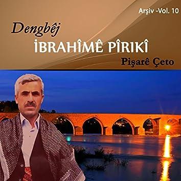 Pişarê Çeto (Arşiv, Vol. 10)