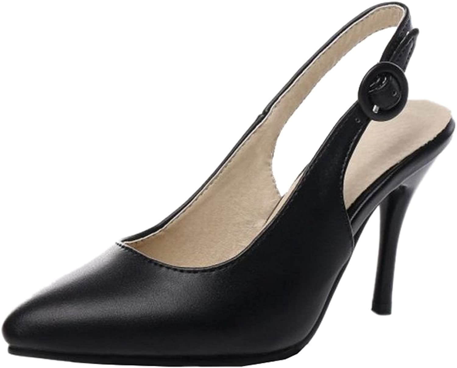 Cocey Women Court shoes with Pointed Toe and Stiletto