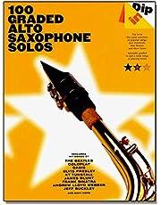 Notas para saxofón alto (100 grados), con canciones de The Beatles, Coldplay, Oasis, Elvis Presley, KT Tunstall, James Blunt, Frank Sinatra, Andrew Lloyd Webber, Jeff Buckley, etc.