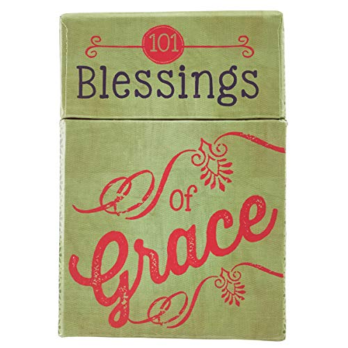 Retro Blessings '101 Blessings of Grace' Cards - A Box of Blessings