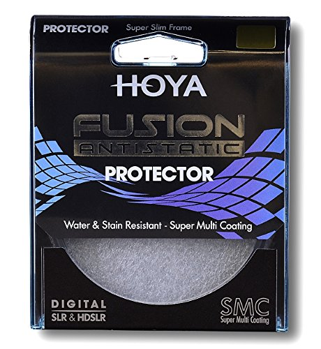 Hoya 46 mm FUSION Antistatic Protector Filter