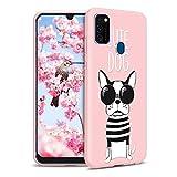 ZhuoFan Samsung Galaxy M21 / Galaxy M30S Case, Phone Cases