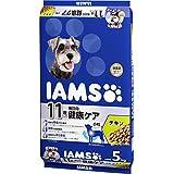 アイムス (IAMS) ドッグフード 11歳以上用 毎日の健康ケア 小粒 チキン シニア犬用 5kg