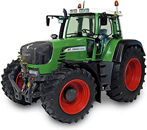 wholesape barato Fendt Fendt Fendt Vario 930 TMS, verde blanco, Modelo de Auto, modello completo, Weise 1 32  protección post-venta