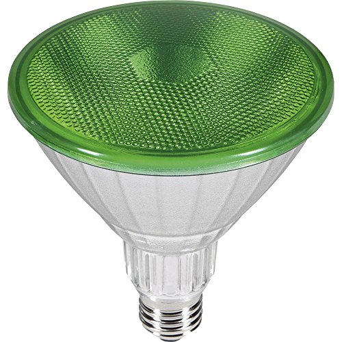 SEGULA LED Reflekt. PAR38 grün E27 18W(120W) A 50763