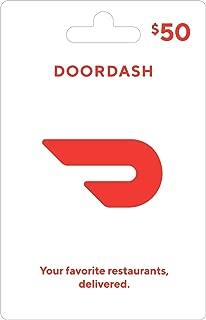 DoorDash Gift Card