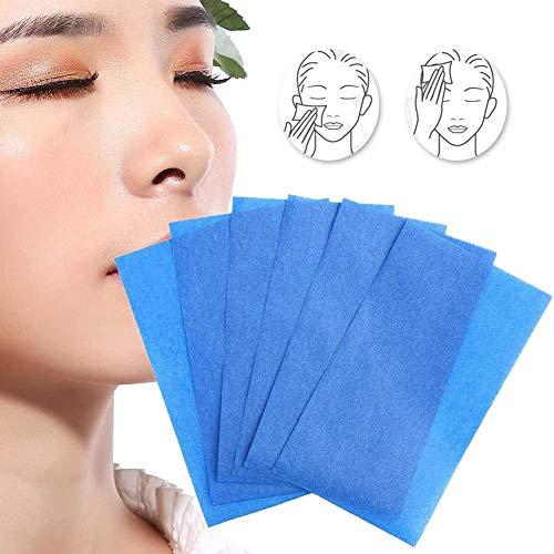 Papier buvard absorbant pour huiles essentielles pour le visage