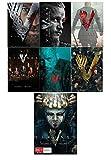 Vikings: The Complete Seasons 1-2-3-4-5 ( plus season 5 part 2)