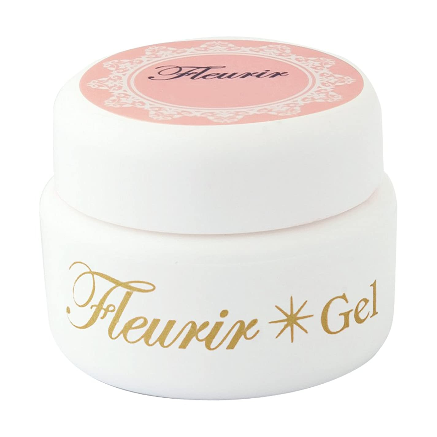 充電大脳家庭Fleurir フルーリアジェル カラージェル G04 ゴールド 4ml UV/LED対応 グリッター