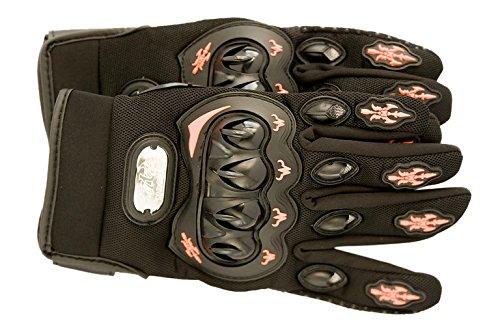 Premium Full Finger Motorcycle Gloves