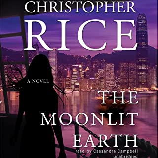 The Moonlit Earth                   By:                                                                                                                                 Christopher Rice                               Narrated by:                                                                                                                                 Cassandra Campbell                      Length: 11 hrs and 25 mins     65 ratings     Overall 4.0