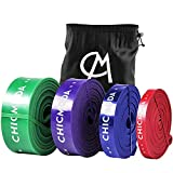 CHICMODA Pull Up Assist Band Fitnessbänder Trainingsbänder