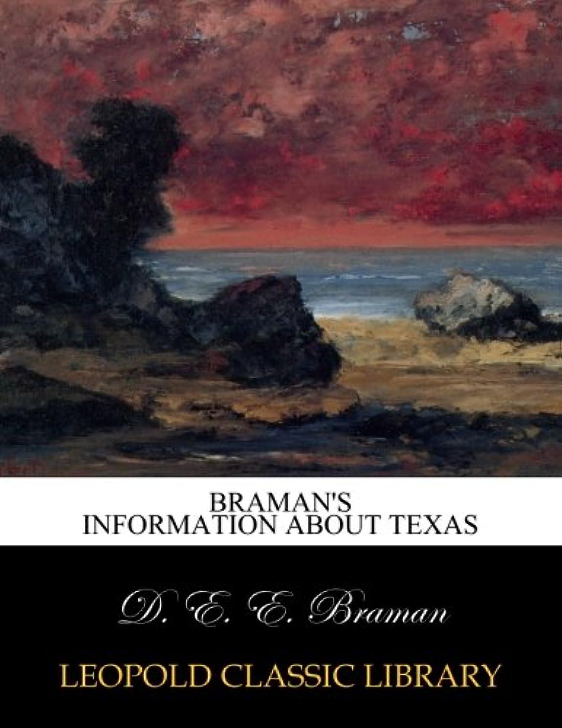 スナッチオーバーフロー首謀者Braman's information about Texas