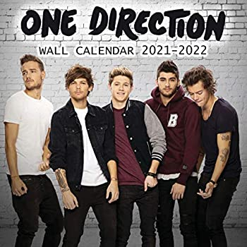 2021-2022 ONE DIRECTION Wall Calendar  One Direction s High Quality Photos  8.5x8.5 Inches Large Size  18 Months Wall Calendar