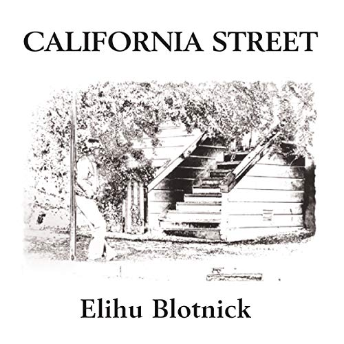 California Street 1: San Francisco Adventures and Some That Only Began Here                   By:                                                                                                                                 Elihu Blotnick                               Narrated by:                                                                                                                                 Elihu Blotnick                      Length: 4 hrs and 31 mins     Not rated yet     Overall 0.0