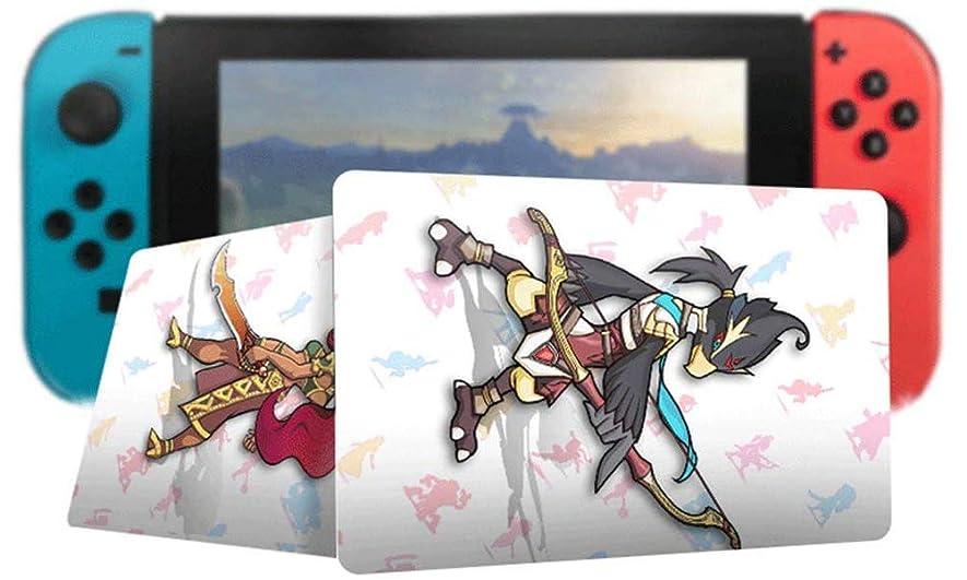 ロマンチックヒューマニスティック火曜日カイカツ NFCゲームカード Nintendo Switch  Will U対応 ゼルダの伝説 22枚セット アイテムカード Zelda  カードケース付き